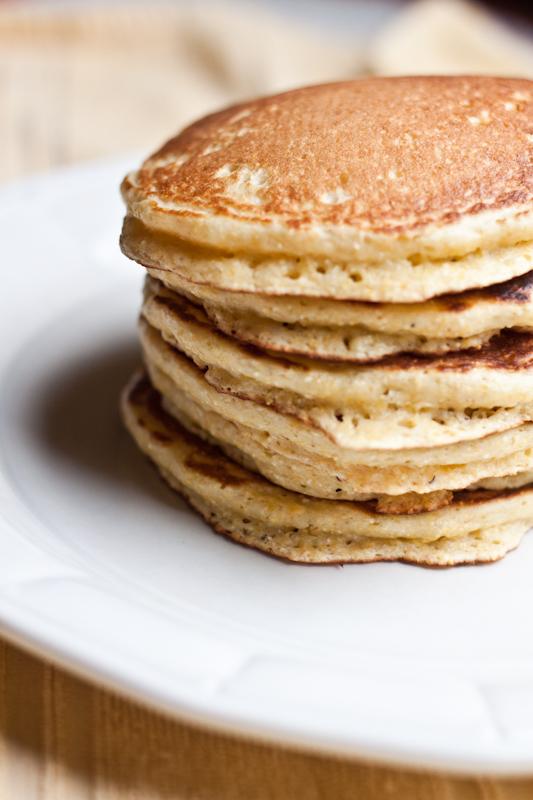 Cornmeal Pancakes2