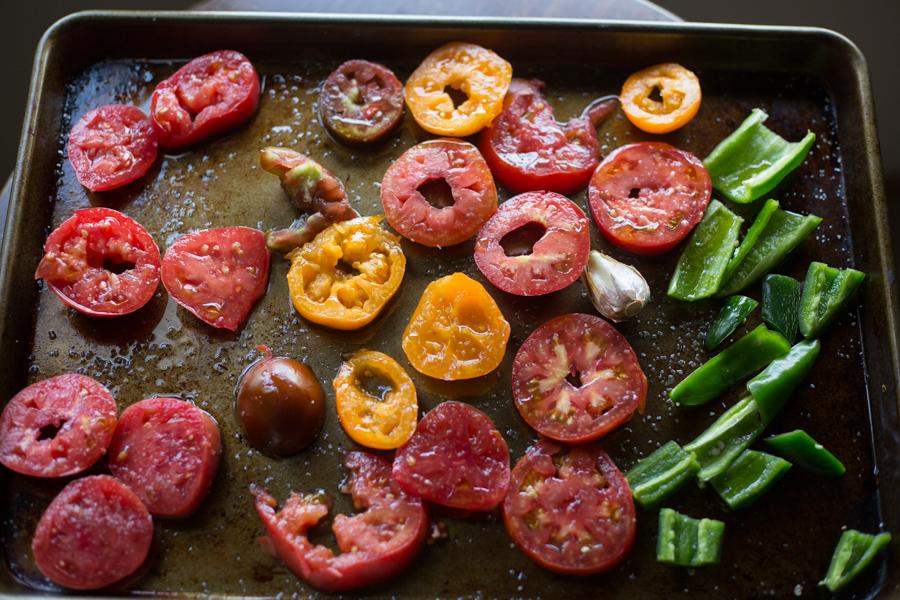 Tomatoes Tray